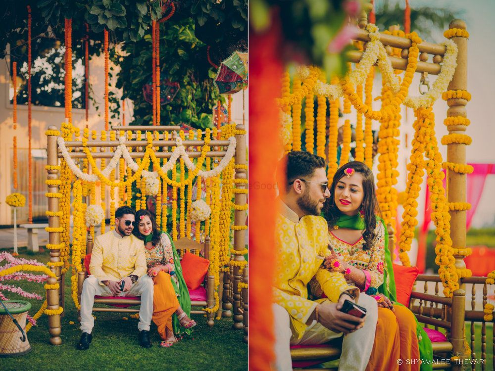 Photo From Shivali and Karanveer - By Shyamalee Thevar