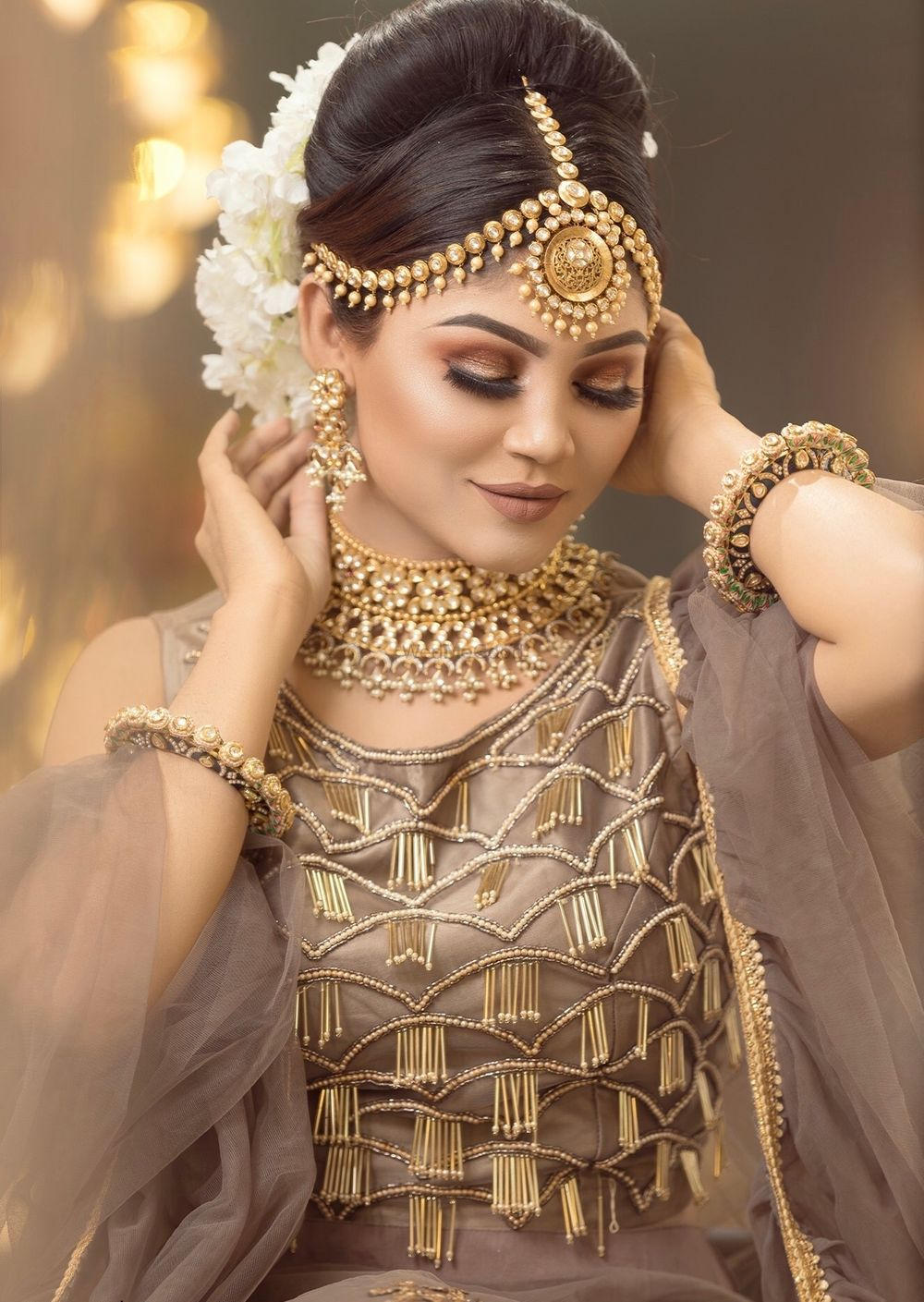 Photo From North indian wedding and wedding shoot - By Makeup Mistress