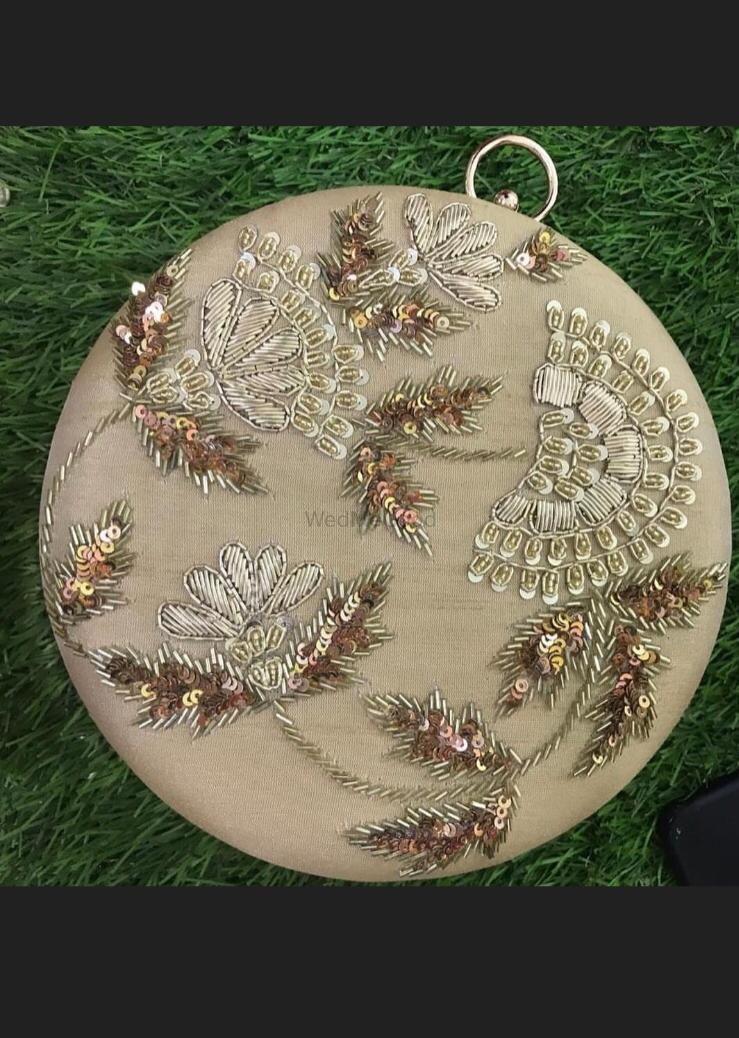 Photo From Zardosi Clutches - By Handicraft Halt