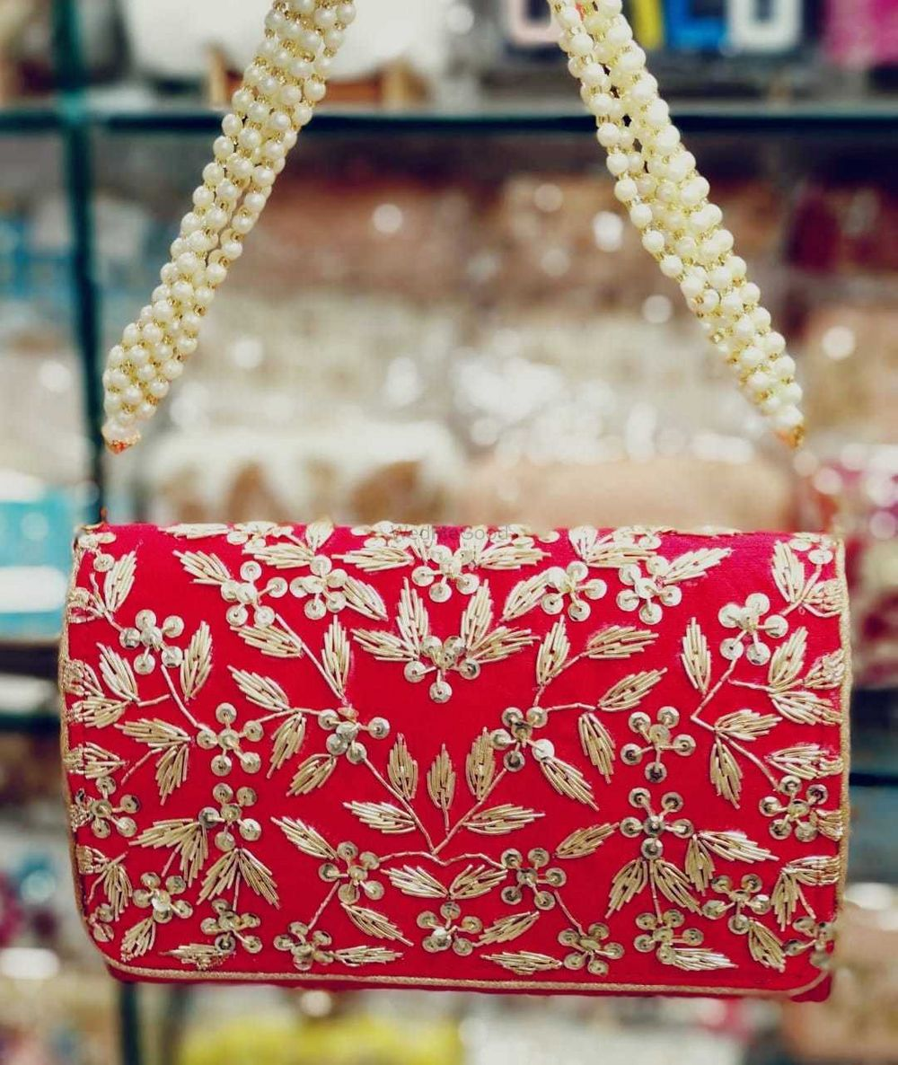 Photo From Zardosi Clutches - By Handicraft Halt
