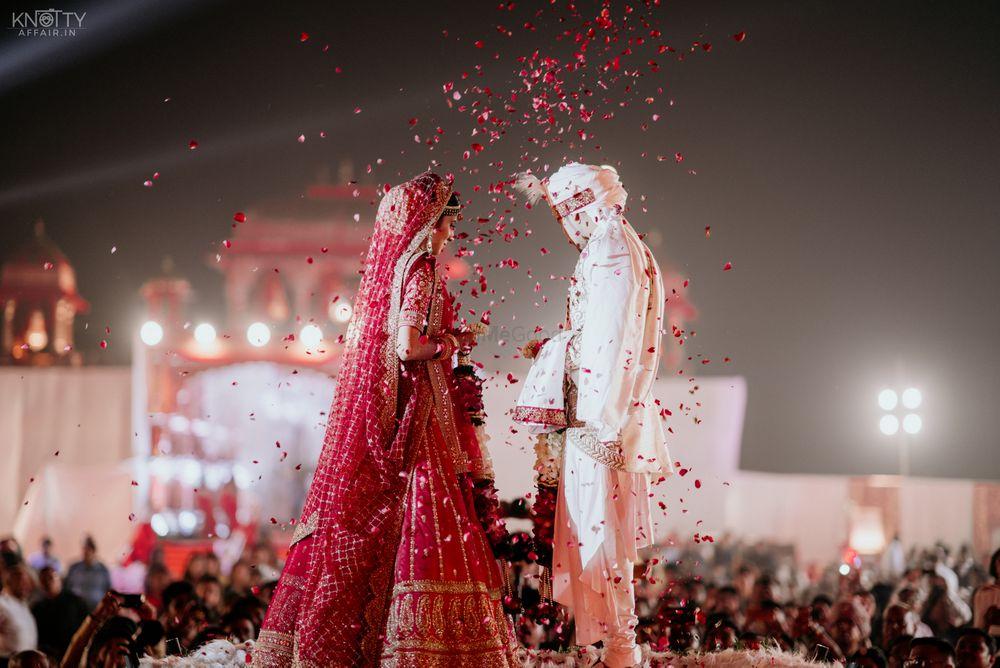 Photo From aaman & Vishaka - By Knotty Affair by Namit & Vipul