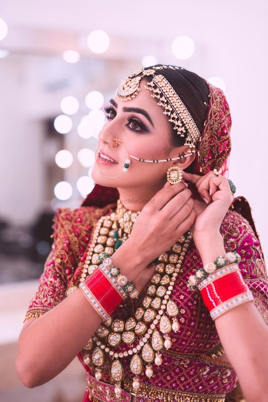 Photo From Bridal look 2019 - By Shahid's Makeover