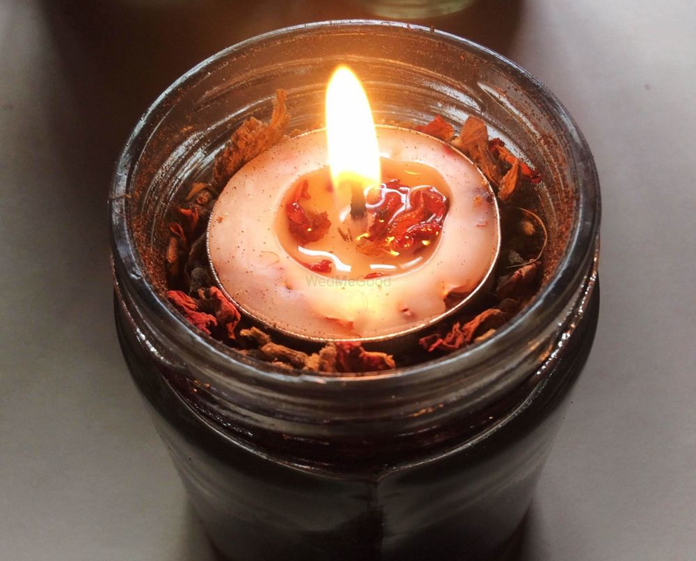 Photo From Tealight candles - By Vishisht