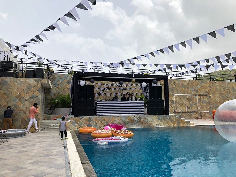 Photo From Pool Party Decor - By Khamma Ghani Weddings
