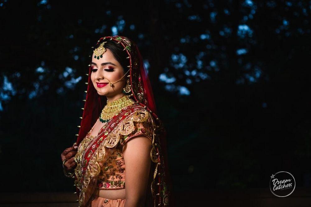 Photo of bridal pose ideas
