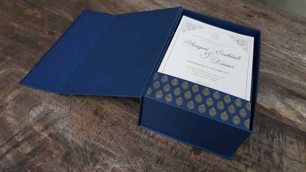 Photo From Indian Traditional and Contemporary - By Kiana - Bespoke Invitations and Stationery