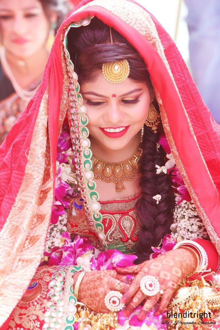 Photo From Sherry's Wedding! - By Blenditright - Makeup by Priyanka Sharma
