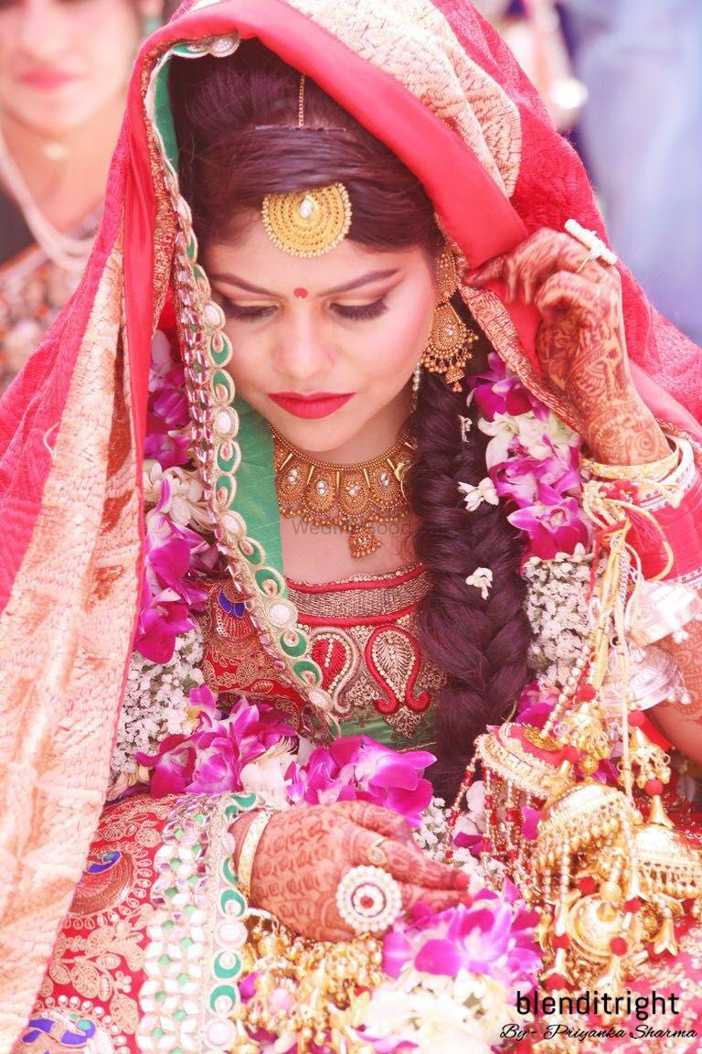 Photo From Sherry's Wedding! - By Blenditright - Makeup by Priyanka Sharma