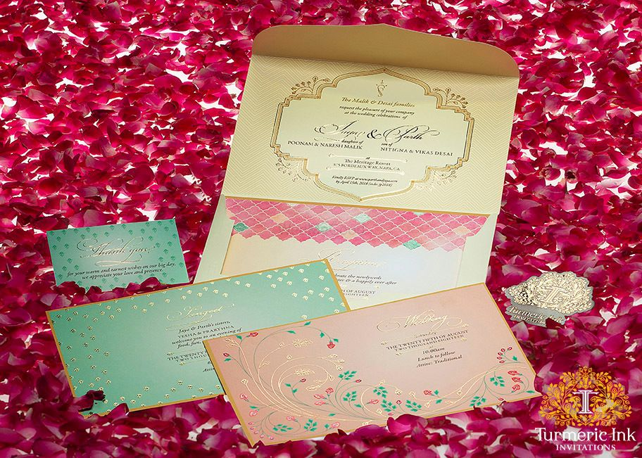 Photo From JAYA & PARTH - By Turmeric Ink Invitations and Stationery