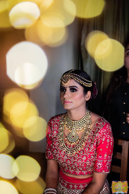 Photo From Akanksha (Nainital Wedding)  - By Sapna Thakur Sharma Makeup Artist