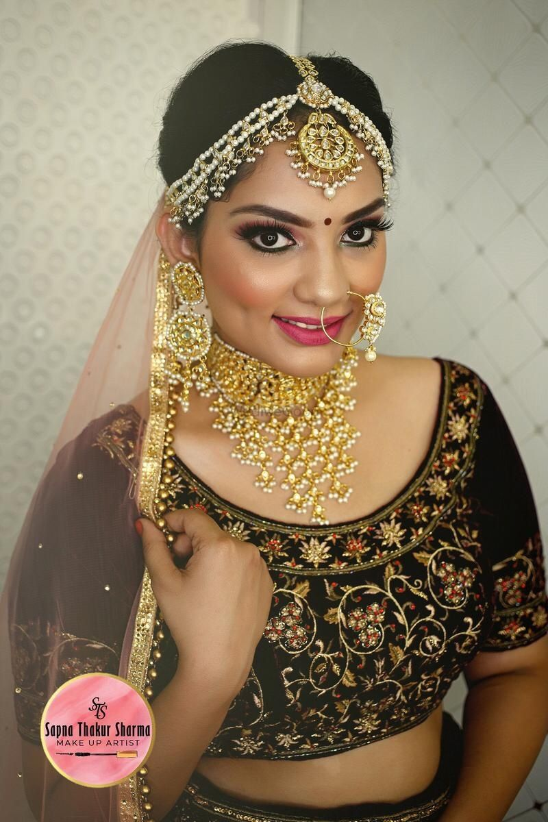 Photo From juhi  - By Sapna Thakur Sharma Makeup Artist
