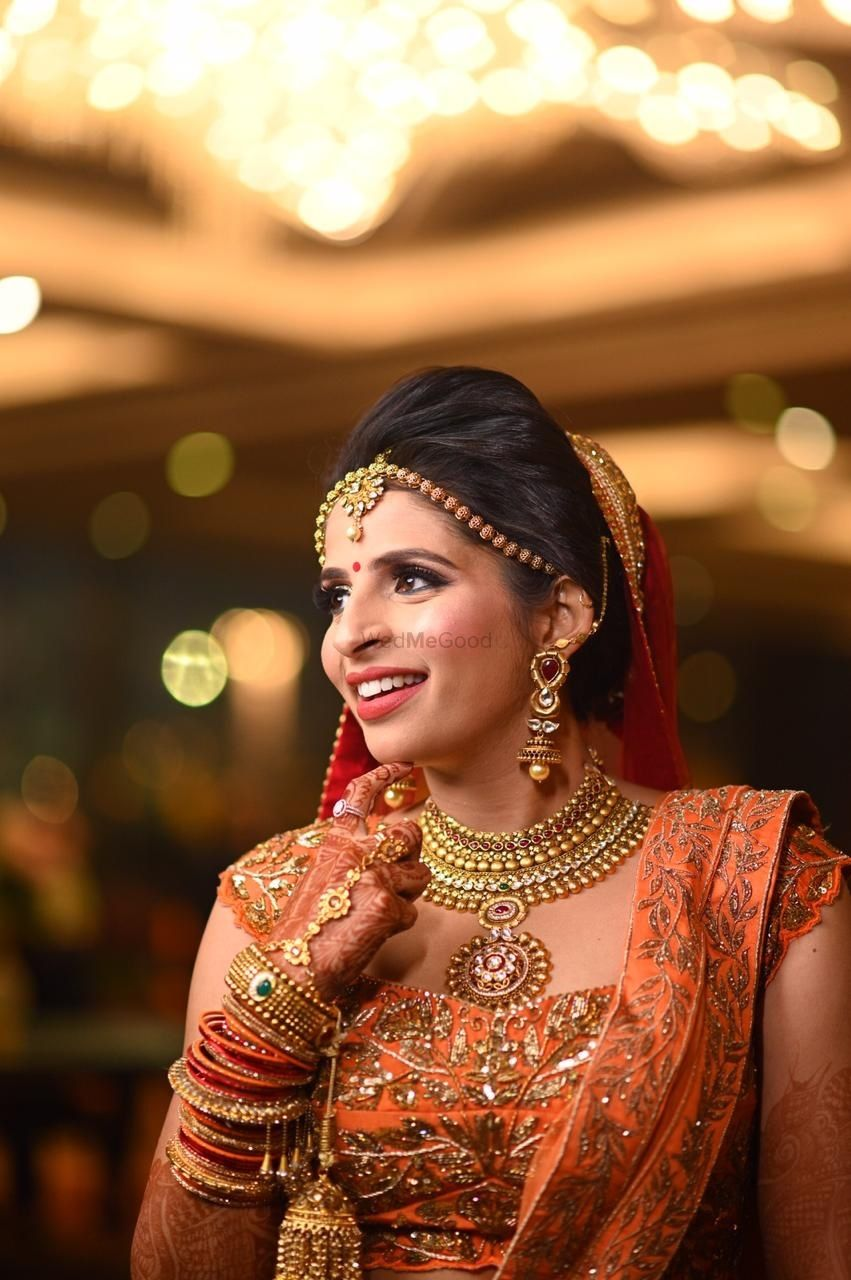 Photo From Real bride Himani - By Shruti S