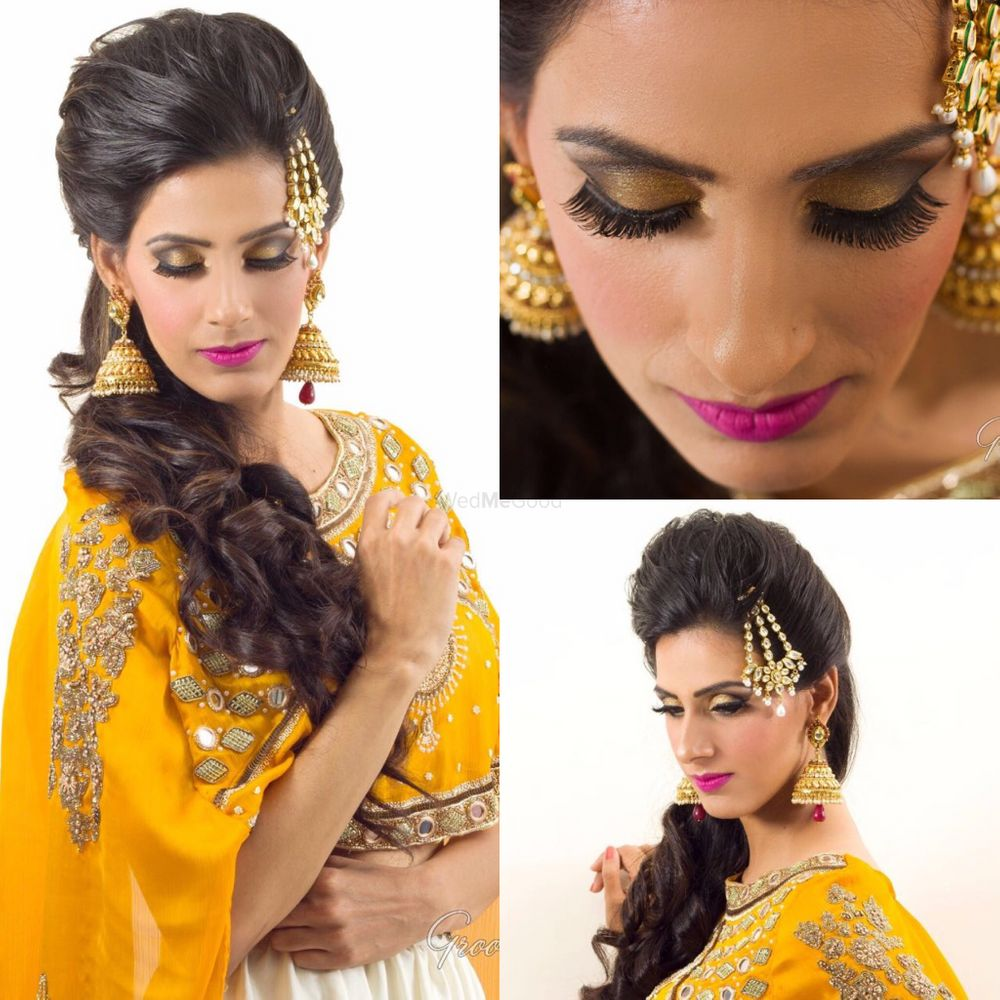 Photo From Wedding Concept shoot for Groomify - By Makeover by Manleen Puri