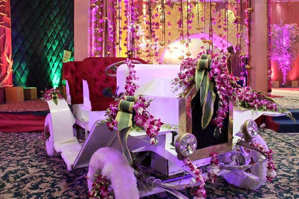 Photo From Bride- Groom Welcome - By Shubh Muhurat Luxury Weddings