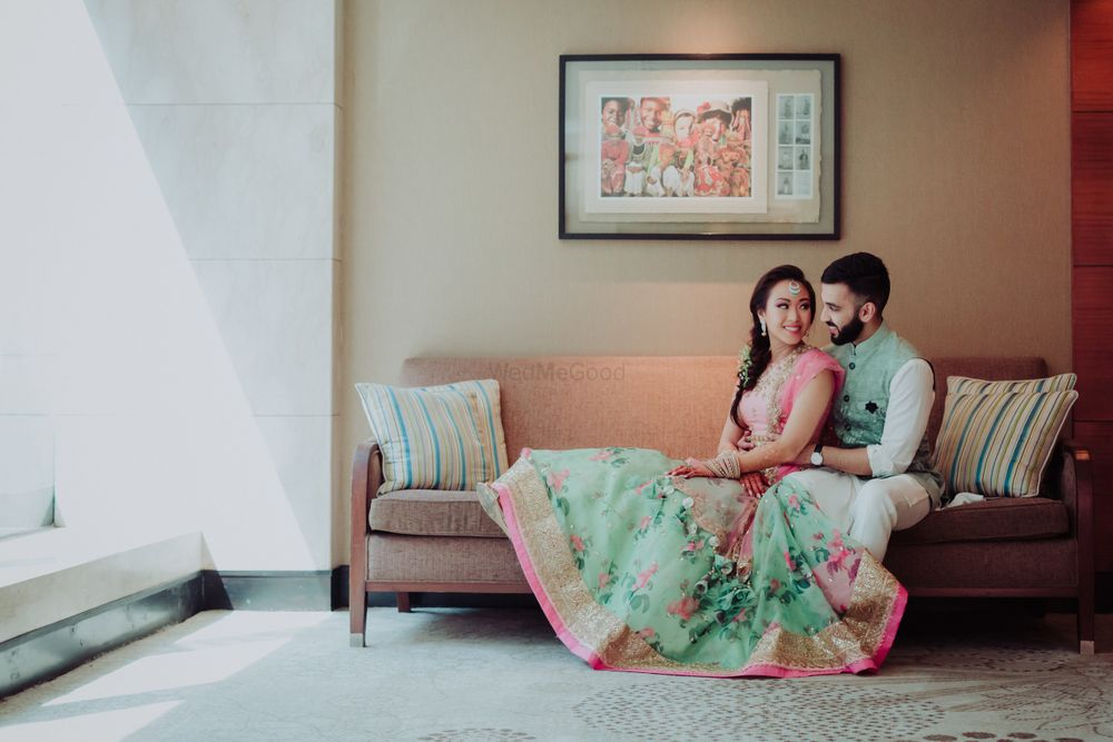 Photo From Cynthia & Sameer - By The Wedding Conteurs
