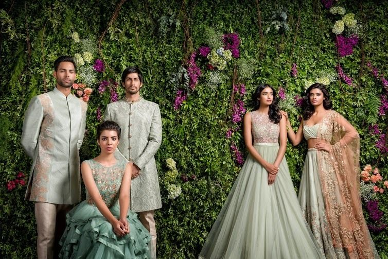 Photo of Cocktail outfits by Shaymal and Bhumika