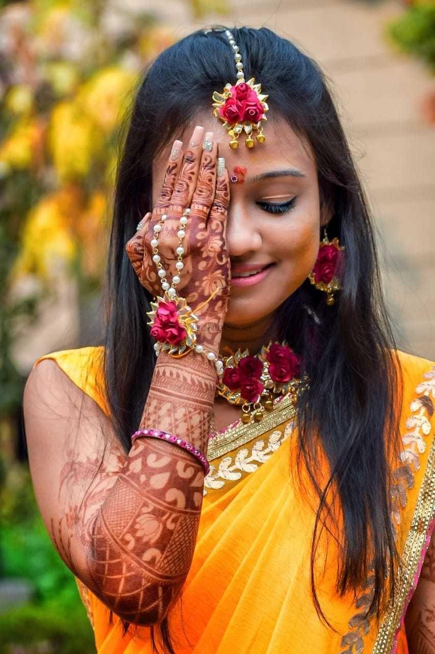 Photo From pooja bridal mehendi - By Shalini Mehendi Artist