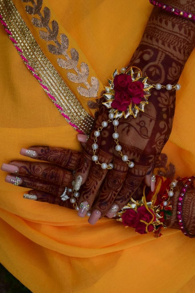 Photo From pooja bridal mehendi - By Shalini Mehendi Artist