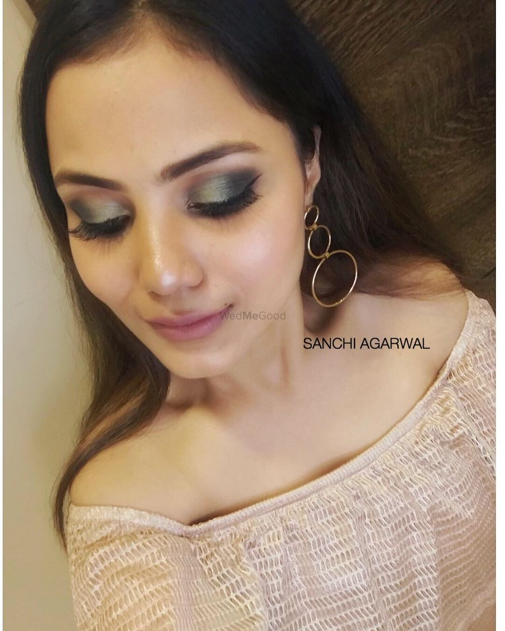 Photo From Party Glam Makeup Look - By Sanchi Agarwal Makeovers
