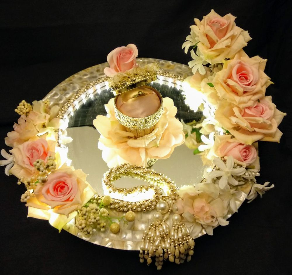 Photo From Ring Platters - By Wraps&Bows