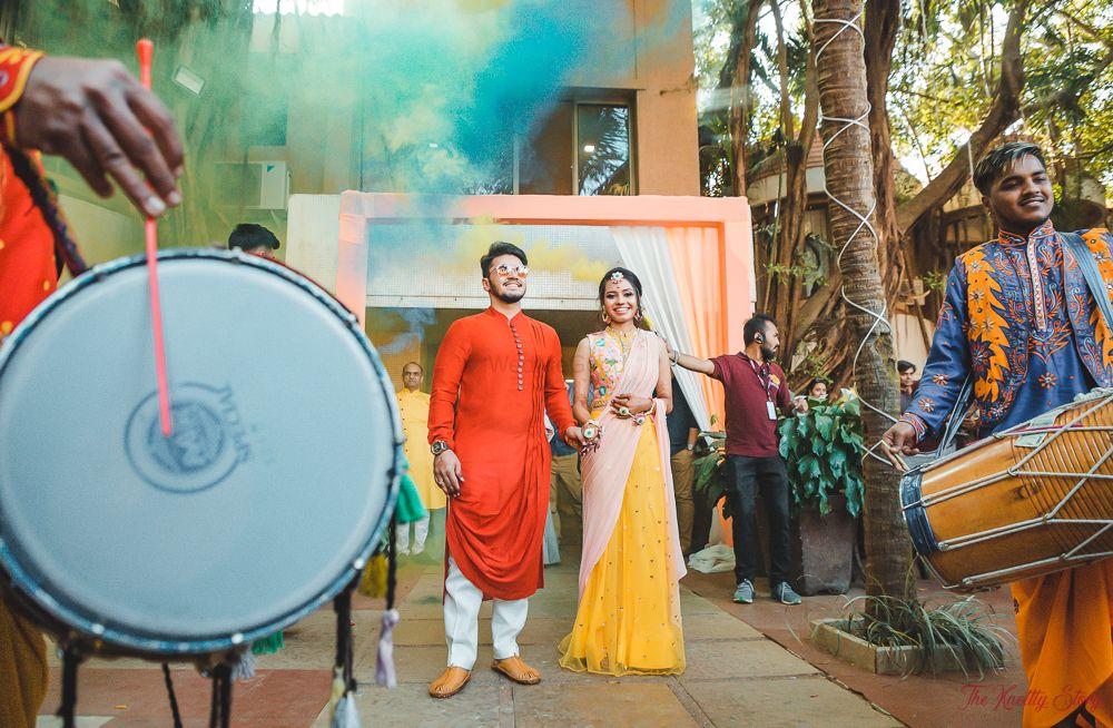 Photo From Aanchal & Abhishek - Lonavala Wedding - By The Knotty Story