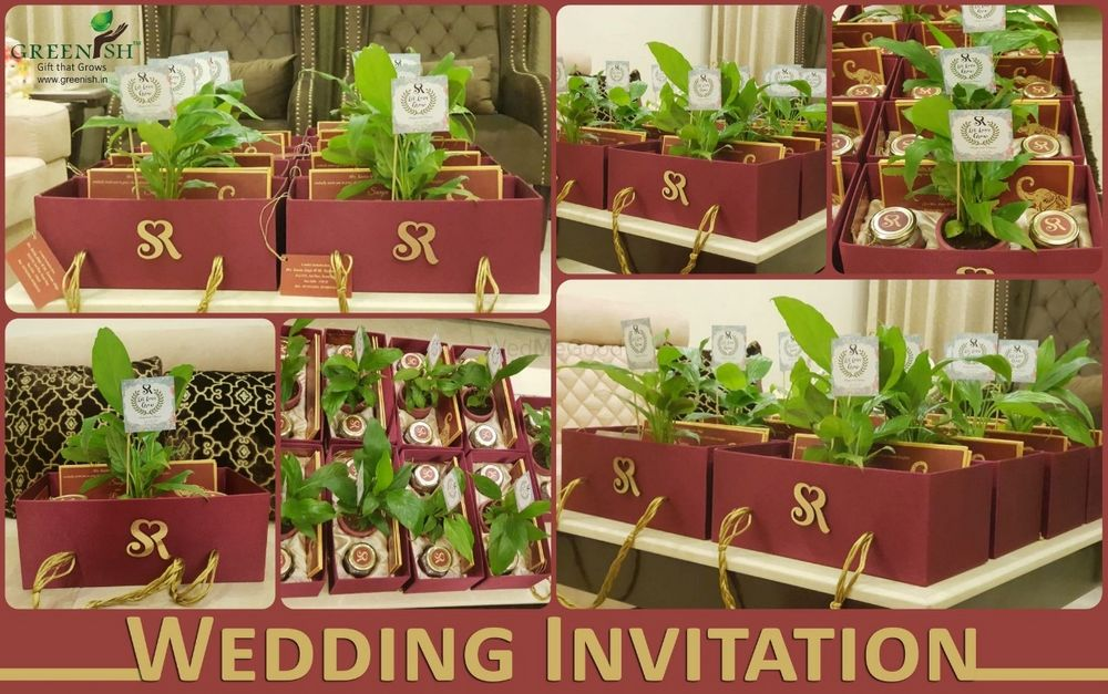 Photo From Wedding Green Giveaways - By Greenish