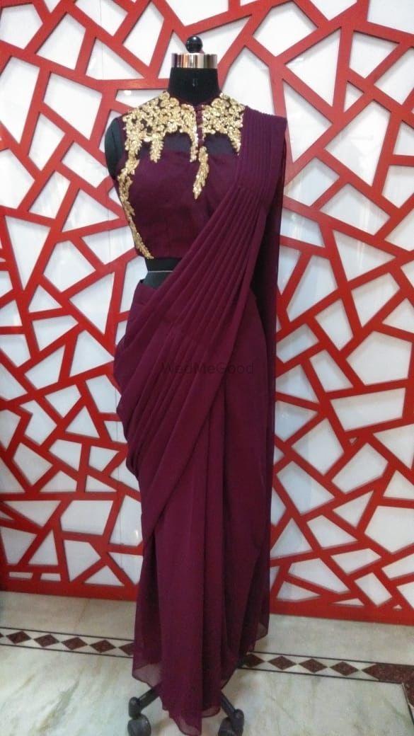 Photo From Draped Sarees  - By Vibgyor By Prerna