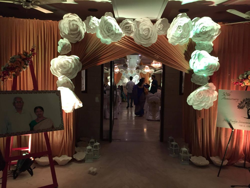 Photo From 50th anniversary - By Occasions Decor