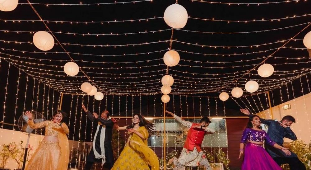 Photo From sangeet function - By Occasions Decor