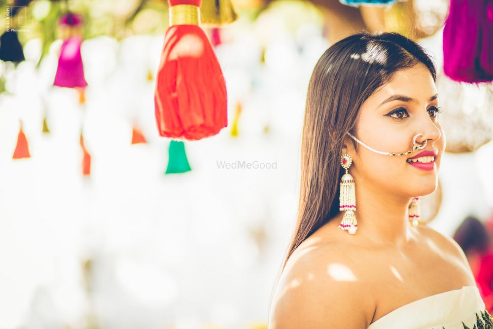 Photo From Brides - By Pooja Joseph Photography