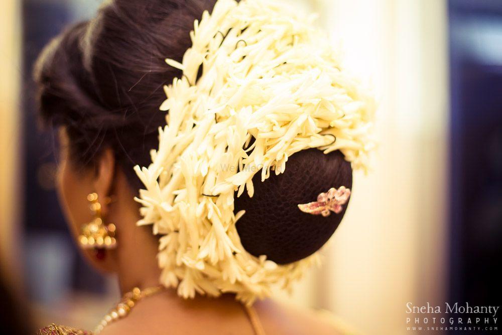 Photo of Gajra Hair Bun