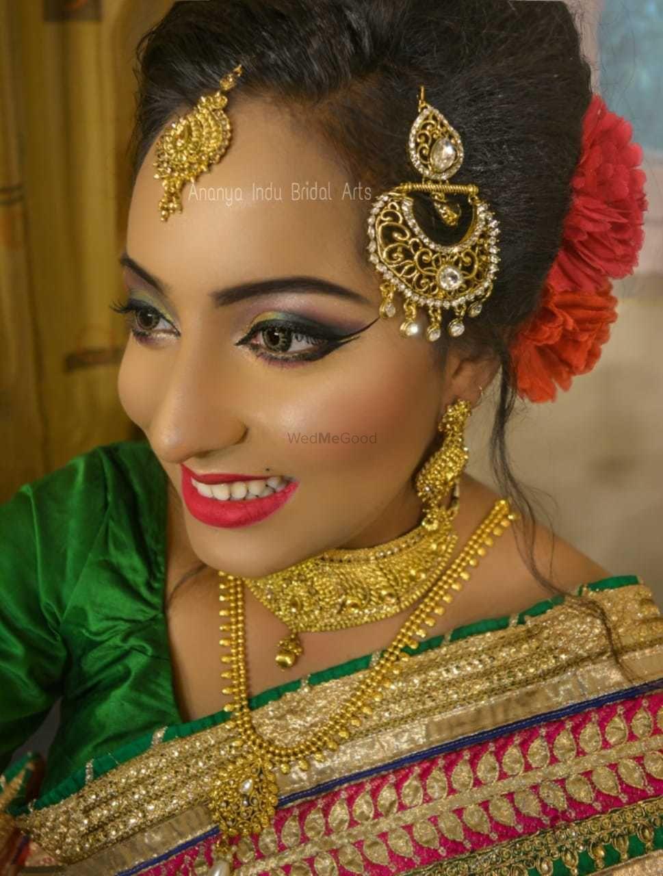 Photo From Contemporary Airbrush /HD Makeup - By Ananya Indu Bridal Arts