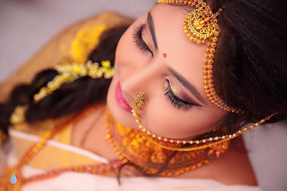 Photo From Contemporary Airbrush /HD Makeup - By Ananya Indu Bridal Arts