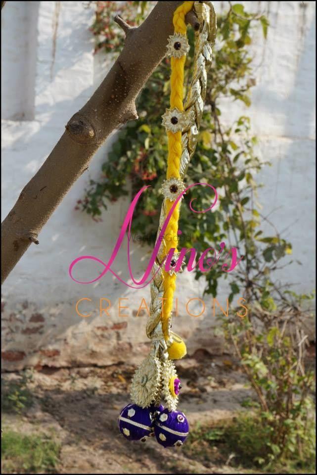 Photo From Parandah - By Ninos Creations