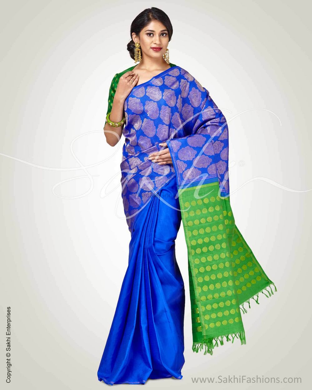 Photo From Designer Sarees - By Sakhi Fashions