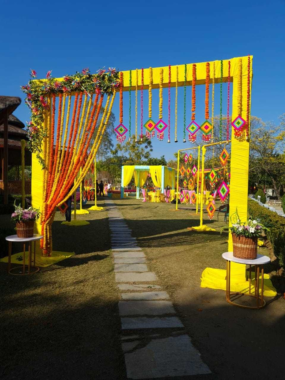 Photo From Vaishali Weds Tanmay - By Bells N Blooms