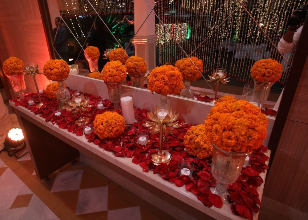 Photo From Kirti Weds Vibhor - By Bells N Blooms