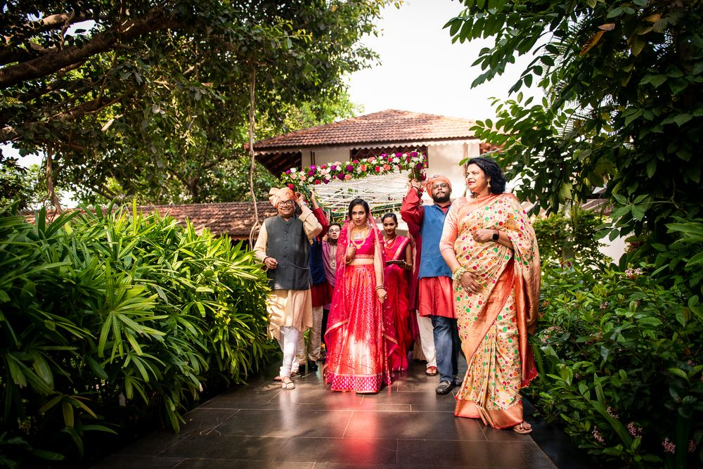 Photo From Surabhi and Vikram - By The Creative Lens