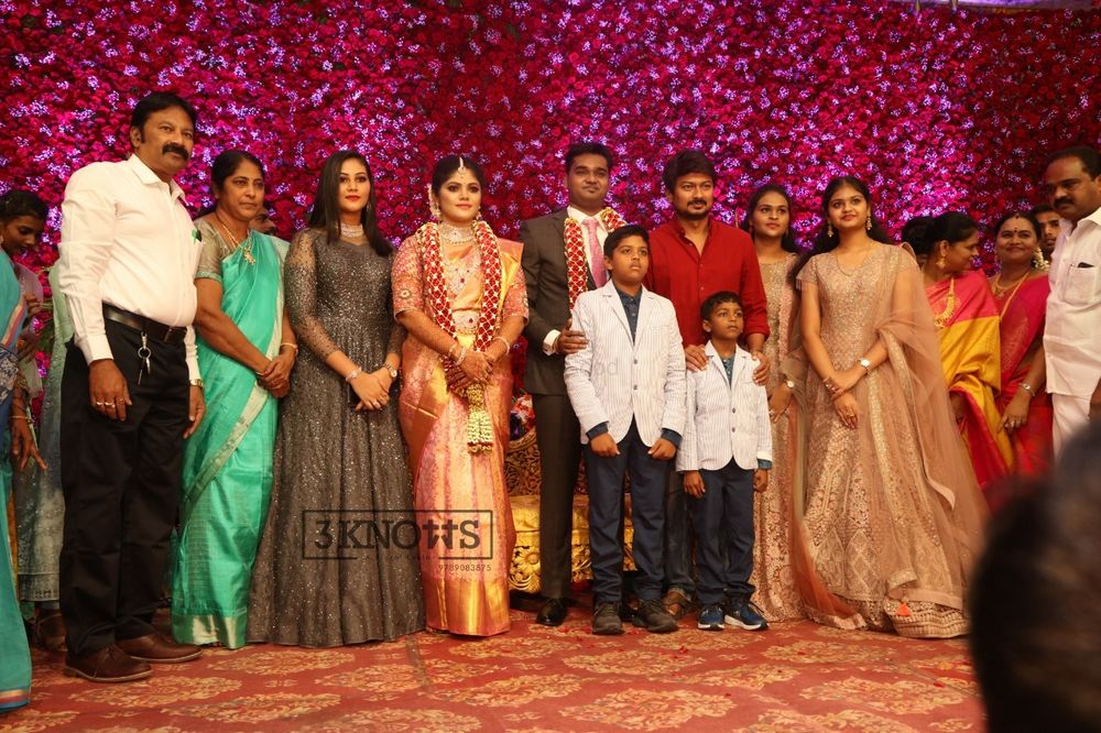 Photo From elayavan weds deeksha - By 3Knott's