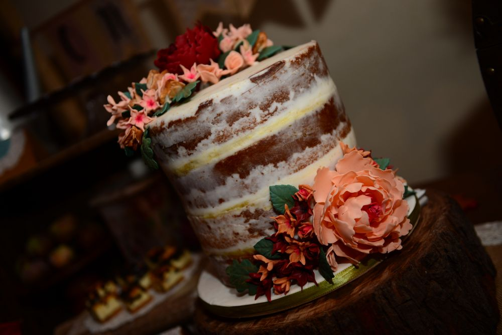 Photo From Rustic Wedding Reception - By Vintage Nutters