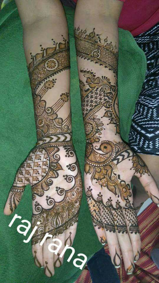 Photo From Designer mehandi - By Hari Om Mehandi Artist