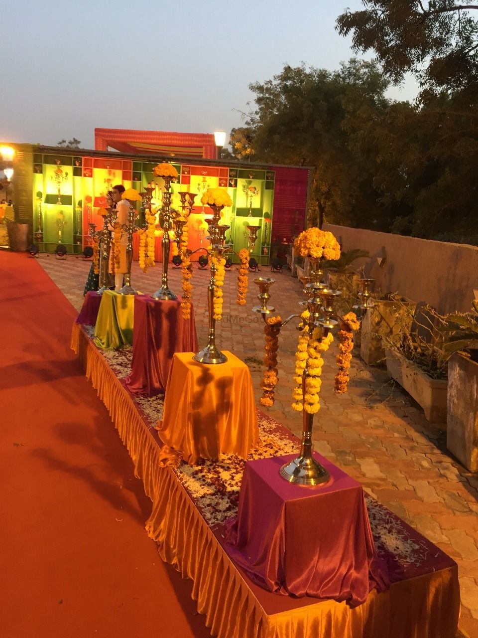 Photo From Haldi & mahendi - By Aangi Events