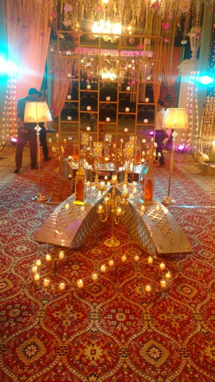 Photo From Candle Light Decor &Ambiance Decor - By New Stories Entertainment & Productions