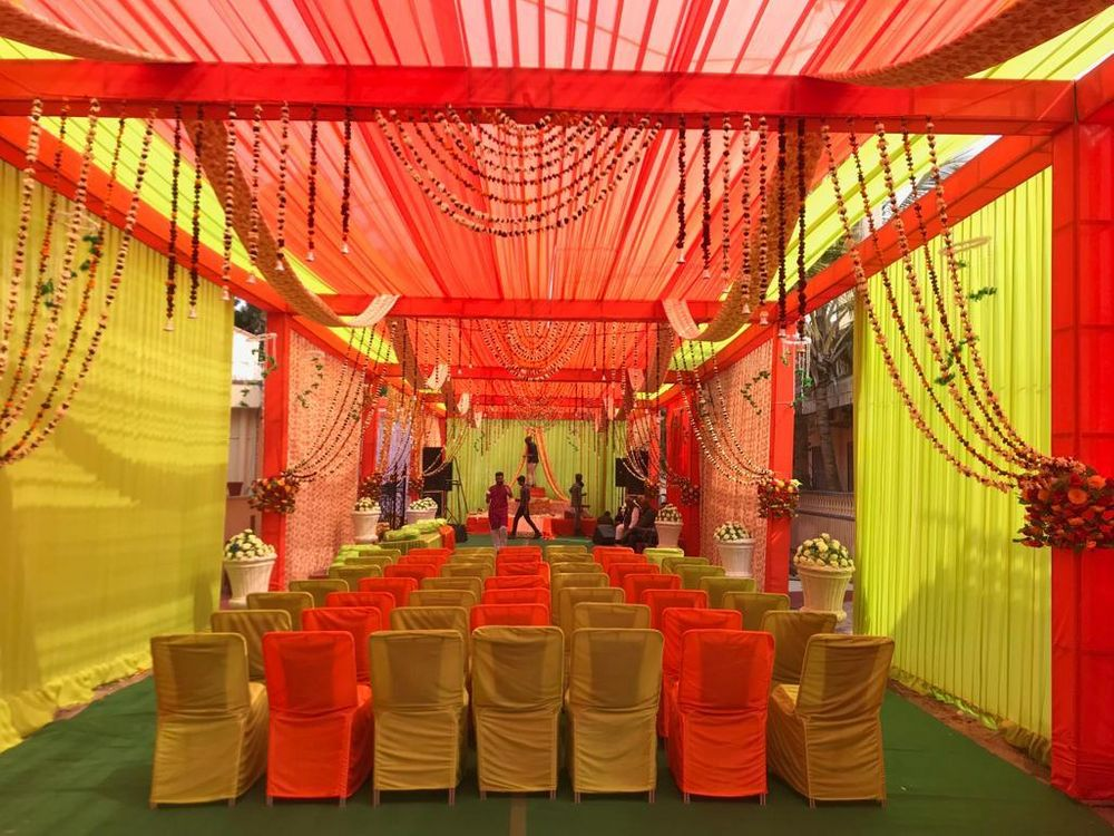Photo From Colourful Western Theme Decor - By New Stories Entertainment & Productions