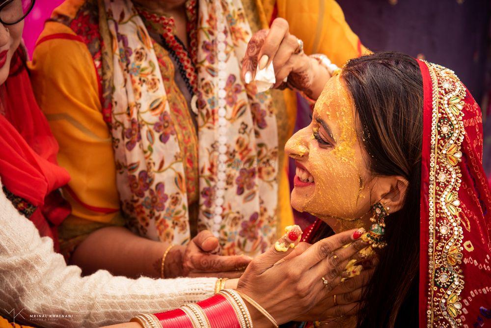 Photo From Anavi & Manas - By Mrinal Khatnani Photos and Films