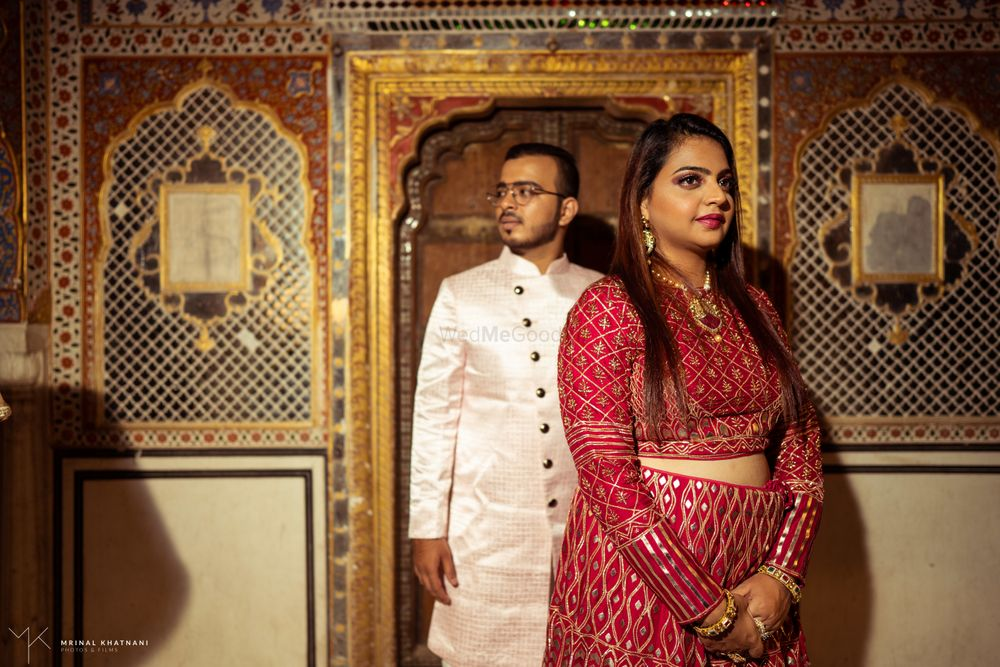 Photo From Ria & Akshay / Pre Wedding - By Mrinal Khatnani Photos and Films