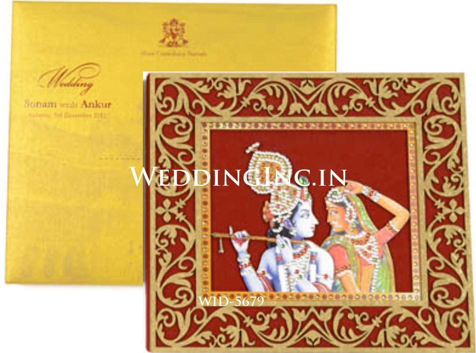 Photo From Offset Printed Wedding Invitation (Multi Colour) - By Wedding Inc