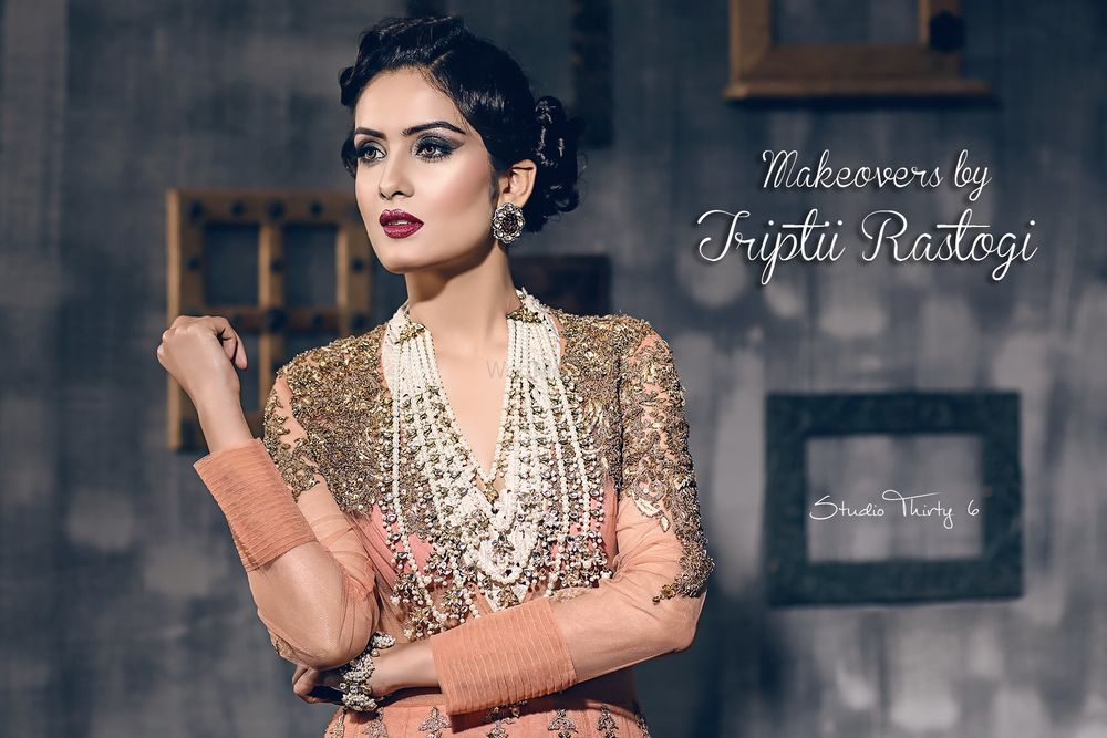 Photo From gorgeous looks - By Makeovers by Triptii Rastogi