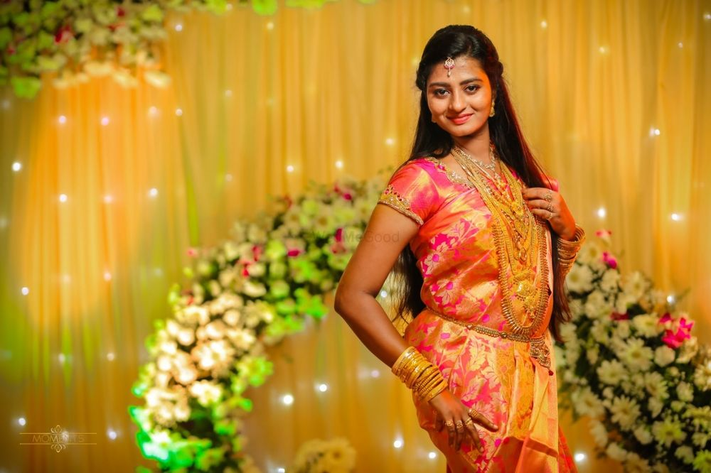 Photo From Abhiha & Ashwin - By Moments Photography