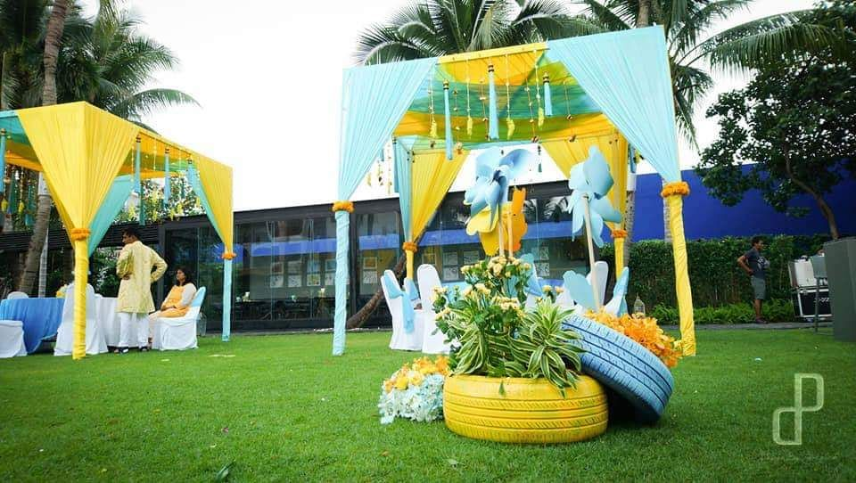 Photo From Sunaina's Mehendi - By Mantra Events